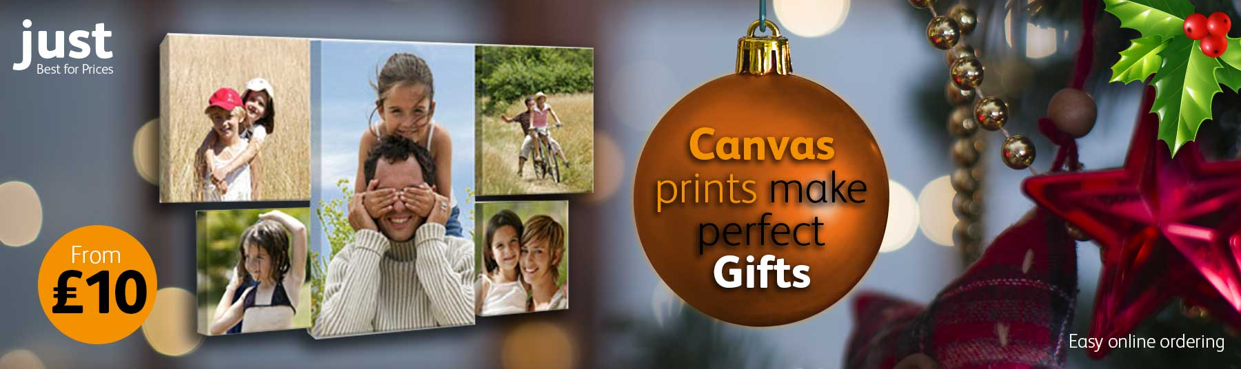 Canvas Prints make the perfect gift